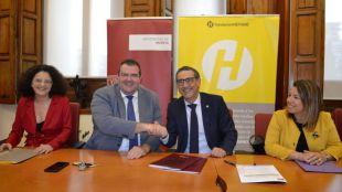 Nueva cátedra de I+D+i de gestión farmacéutica en la Universidad de Murcia