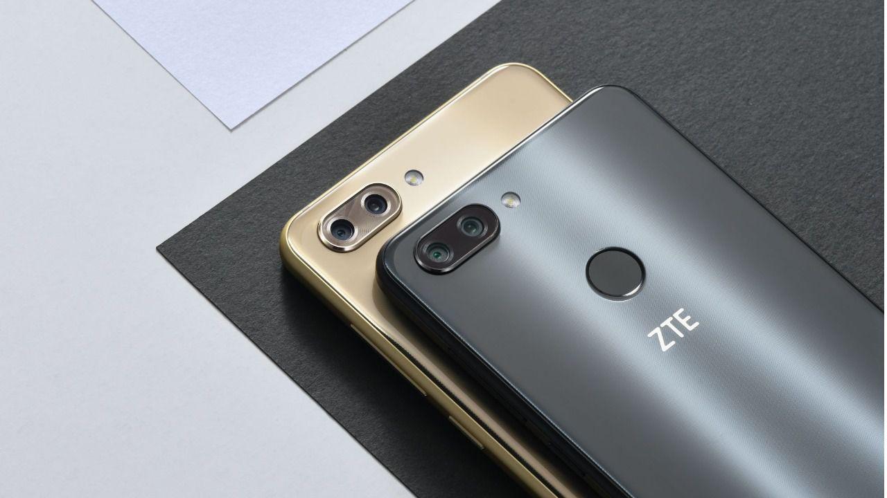 ZTE Blade V9, pantalla de marco reducido y cámara nocturna mejorada