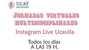 La UCAV ofrece formación vía Instagram para todos