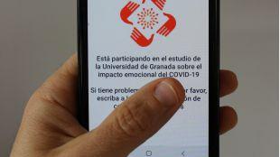 Investigadores de la UGR lanzan una 'app' para medir el estado de ánimo de los españoles durante la crisis sanitaria