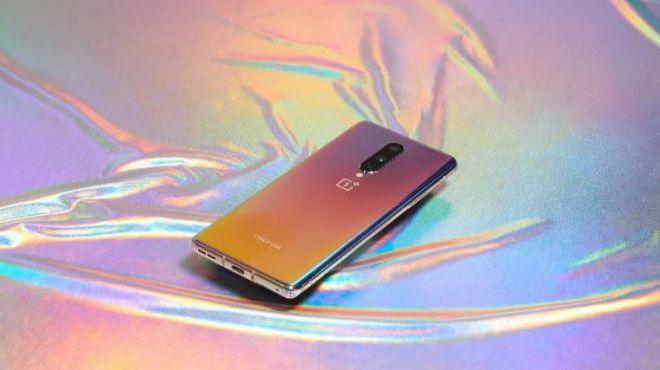OnePlus 8 Interstellar Glow, diseño y tecnoligía apllicado al 5G