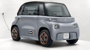 Citroën AMI, un 'no-coche' eléctrico para la ciudad