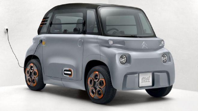 Citroën AMI, un