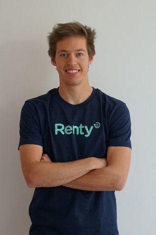 La startup Renty cierra su primera ronda de 200.000€