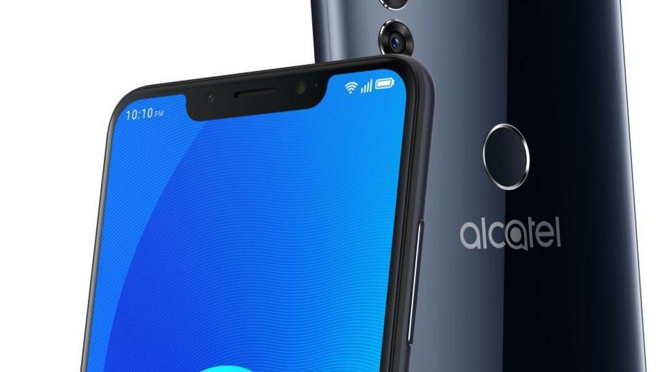 El nuevo Alcatel 5V, un smartphone de pantalla infinita con un precio muy competitivo