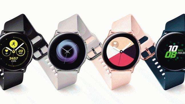 Deportivo y ligero, ya está aquí el nuevo Samsung Galaxy Watch Active