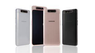 LLega el nuevo Samsung Galaxy A80. ¿Otro móvil para nativos digitales?