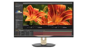 Nuevo monitor Philips de 32 pulgadas con calidad Ultra HD y resolución 4K