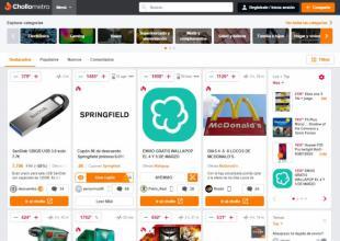 Chollometro supera el millón y medio de españoles registrados en su web