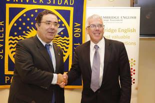 La Universidad Pablo de Olavide de Sevilla se une al National University Project de Cambridge English