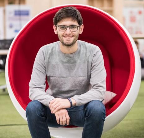 Davide Datoli, CEO y cofundador