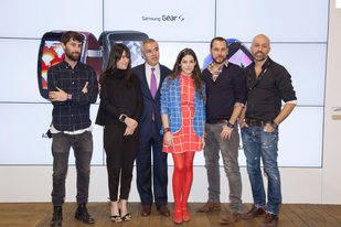 Nuevas esferas del Samsung Gear S iseñadas por la moda española