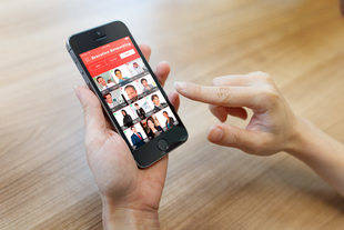 Executive Finder, un Badoo muy especial para ejecutivos y emprendedores