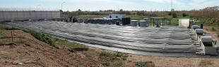 La UPC construye una planta para producir bioproductos y bioenergía a partir de aguas residuales