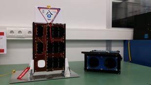 Se lanza con éxito el primer nanosatélite catalán, diseñado por la UPC, con tres Se experimentos a bordo