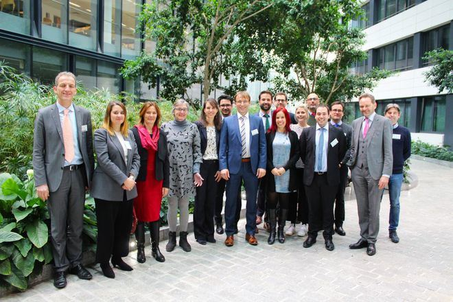 La UNAV coordinará una red europea de asesoramiento sobre Propiedad Intelectual