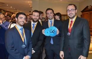 Un equipo de Estudiantes de la UPM representará a España en la final de Global Management Challenge