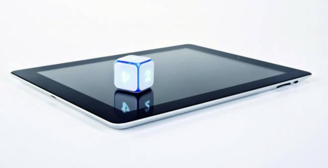 Convierte tu tablet en un juego de mesa con DICE+