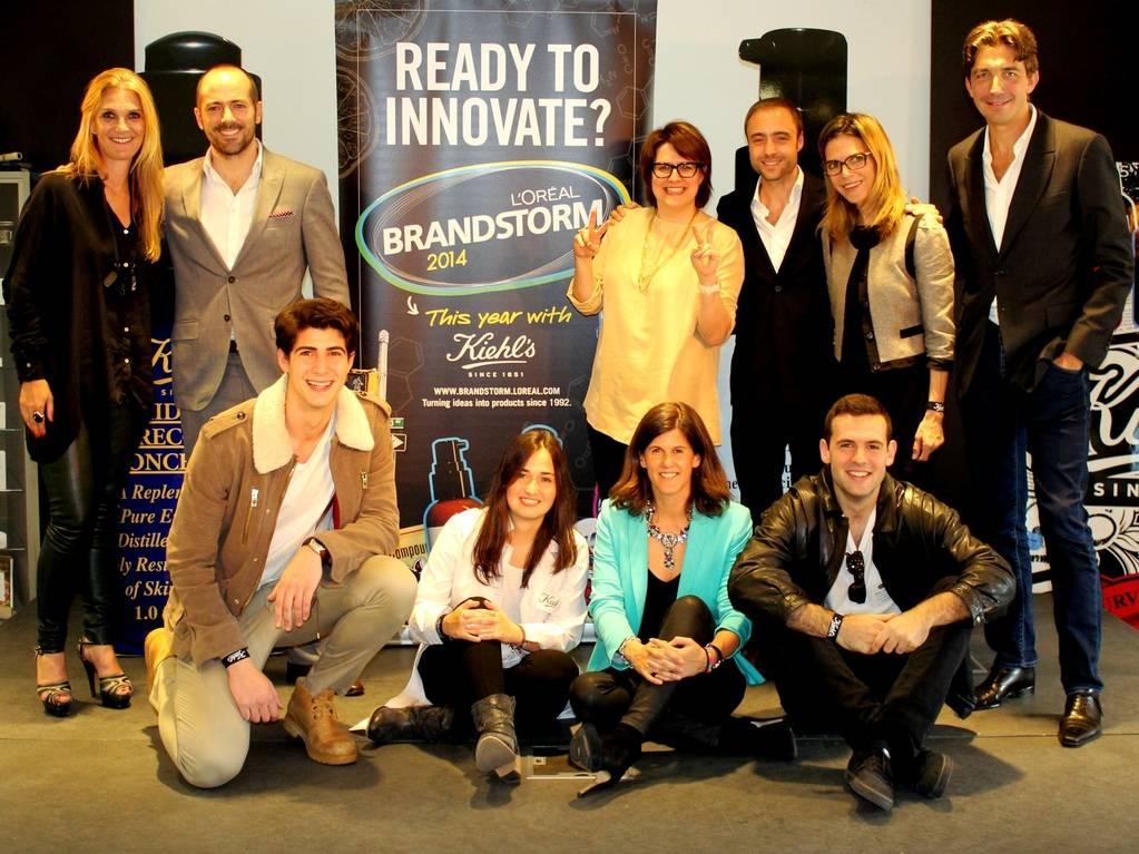 Deusto Business School gana #Brandstorm2014