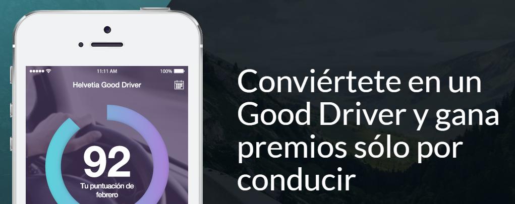 HELVETIA y TELEFÓNICA I+D, lanzan la app HELVETIA GOOD DRIVER