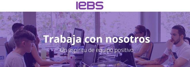 IEBS Business School busca nuevos talentos digitales