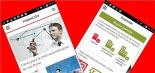 Santander Universidades lanza dos Apps: 'Formación' y 'Emprende'