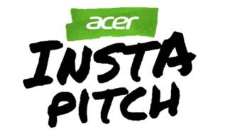 ACER busca con #AcerInstaPitch las mejores ideas de negocio de los emprendedores españoles