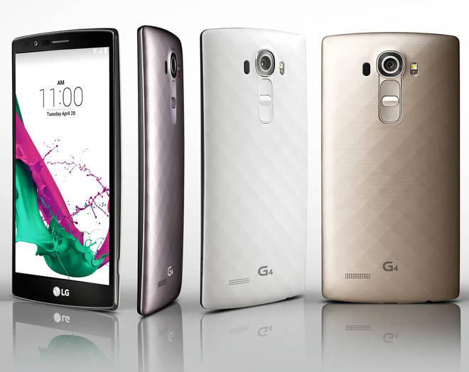 LG G4, la nueva joya de LG
