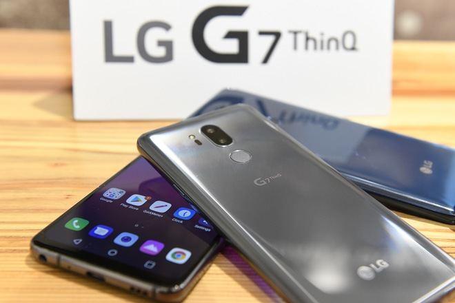 El LG G7 ThinQ llegará a España a principios de junio