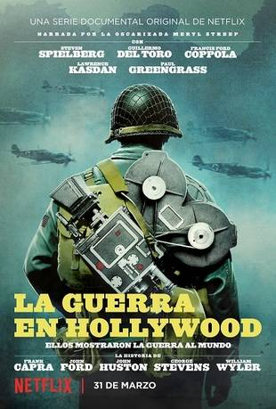 NETFLIX prepara la serie documental LA GUERRA EN HOLLYWOOD