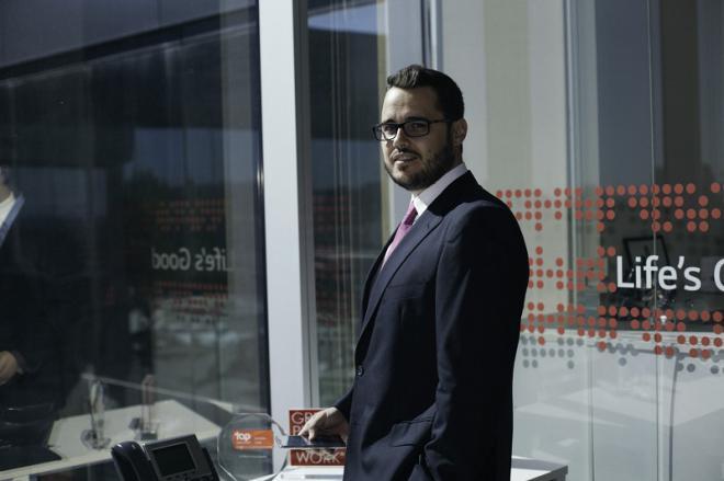 Luis Moral, director de RRHH de LG ESPAÑA