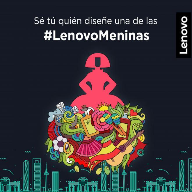 """""""Diseña una Menina"""" con Lenovo en Madrid"""