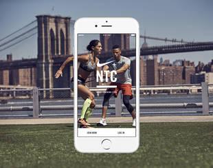 NIKE rediseña su aplicación Nike+ Training Club