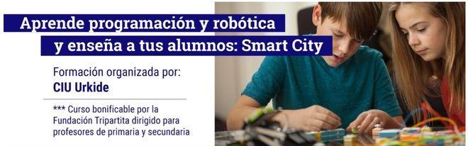 SPC Academy lanza un curso de programación y robótica para docentes