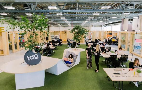 TALENT GARDEN, el hub de emprendimiento europeo aterriza en Madrid, campus de 5.000 m2 y 10 millones para invertir