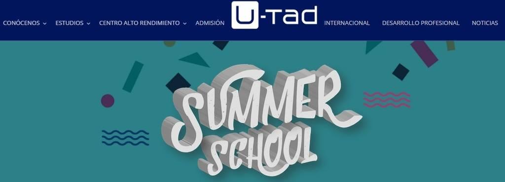 Empiezan ya los campamentos tecnológicos de U-TAD