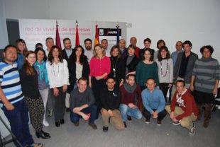 Emprendedores madrileños se entrenan para hablar en público