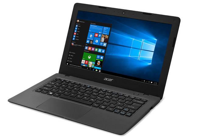 Acer presenta Aspire One Cloudbook con Windows 10