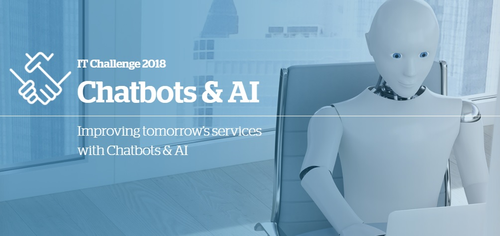 La Inteligencia Artificial y los Chatbots, desafíos para los Premios Atos IT Challenge 2018