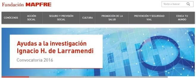 FUNDACIÓN MAPFRE busca 26 proyectos innovadores, su aportación total: 760.000 euros