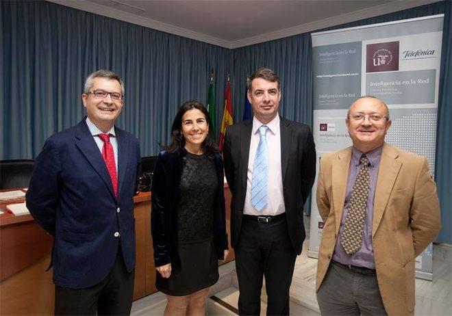 Se presenta el Programa de Becas Talentum de la Universidad de Sevilla