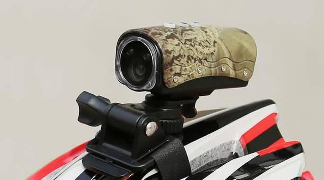 Una cámara de acción para este verano:Bullet Sport Cam MM338 de MANTA