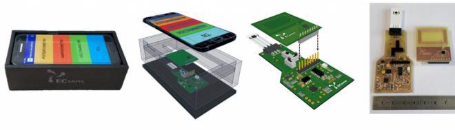 Diseñan un nuevo sistema para realizar análisis químicos con un smartphone