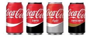 Coca-Cola se hace roja de nuevo.