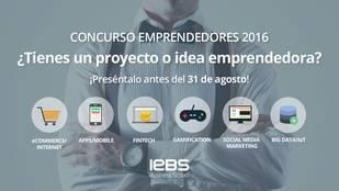 Comienza la 7ª edición del Concurso de Emprendedores de IEBS