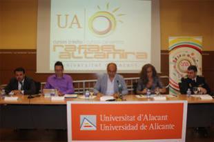 Presentados los Cursos de Verano Rafael Altamira de la UA