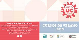 Se abre el plazo de inscripción en los Cursos de Verano de marzo de la UC