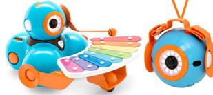 Dash & Dot, los robots educativos ya están en España