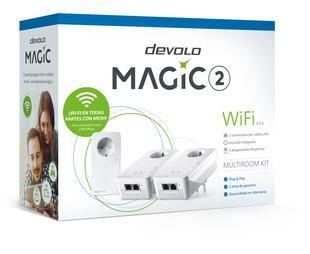 devolo Magic, la nueva solución integral WiFi Mesh alcanza 2.400 Mbps de velocidad