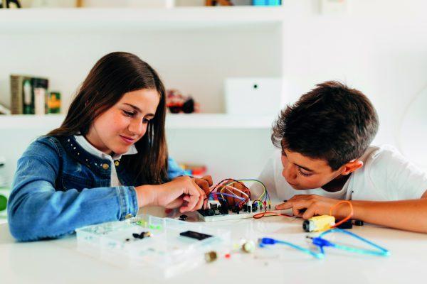 Ebotics presenta en IFA Berlín 2018 cuatro nuevos kits de robótica educativa